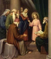 12 leerlingen van jezus